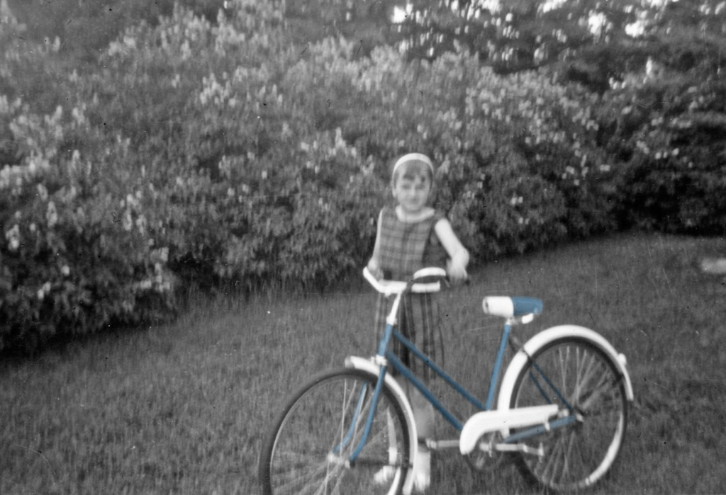 Karen with bike smaller