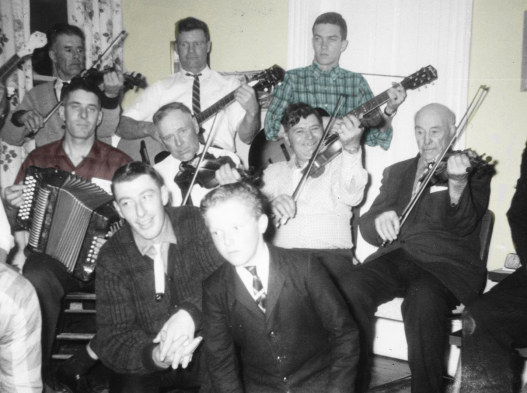 NEW Gathering at Harve Pollocks May 1966 TINT_edited-2
