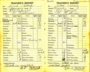 Report card smaller